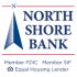 logo for North Shore Bank