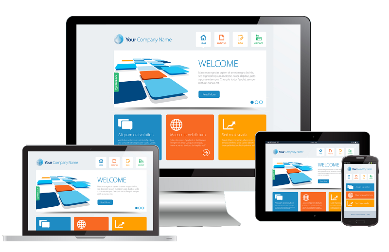 Professional Website Design Service For Your Modern Business