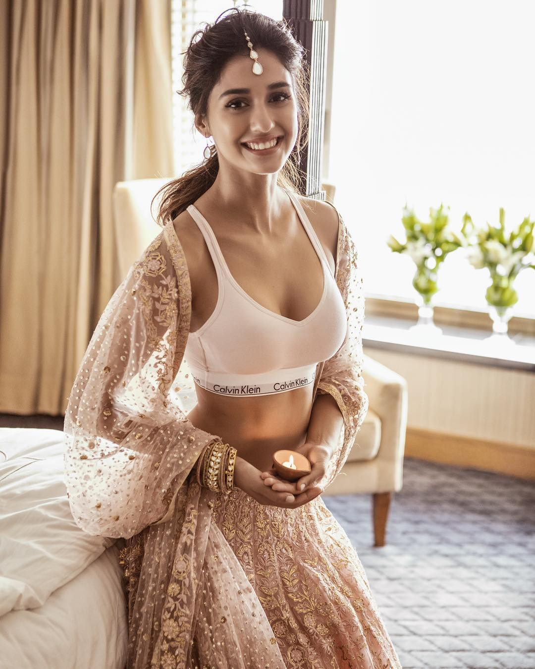 Disha Patani\'s :Instagram Diwali Wishes
