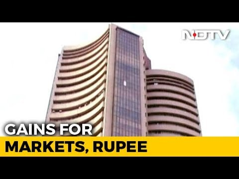 Sensex Surges Over 150 Points, Nifty Hits 10,650
