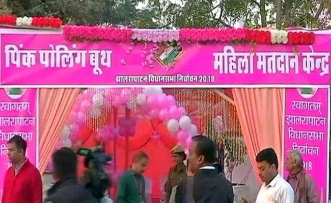 In A First, Rajasthan Gets Over 250 All-Women\'s Booths