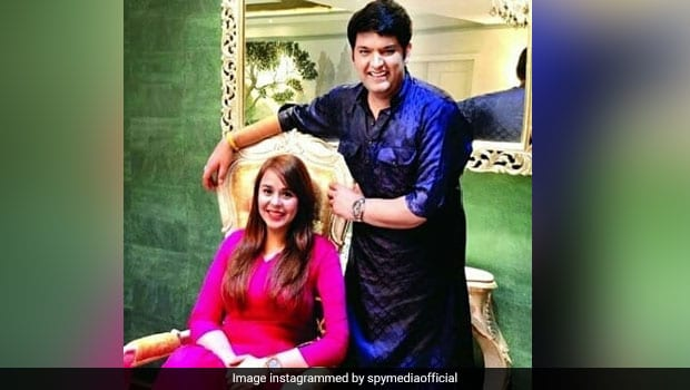 Kapil Sharma And Ginni Chatrath\'s Wedding Invitation Comes With An Overload Of Sweetness (See Pics)