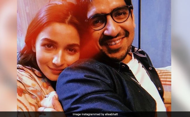 Alia Bhatt Announces Brahmastra Schedule Wrap With This Pic