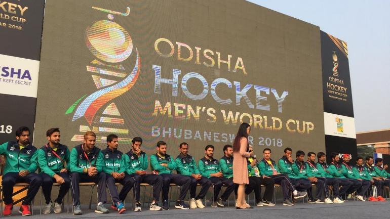 Hockey World Cup: Pakistan stars woo fans in Bhubaneswar, dance to Bollywood songs