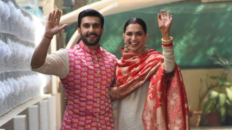 Ranveer reveals Deepika had detailed plans for wedding: We did some 22 tastings