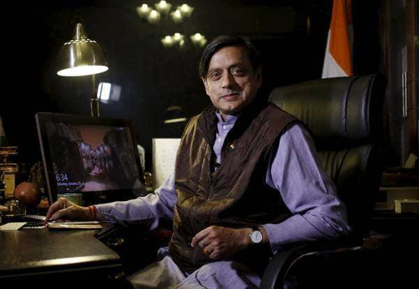 BJP upset as voters gave the party triple talaaq: Shashi Tharoor
