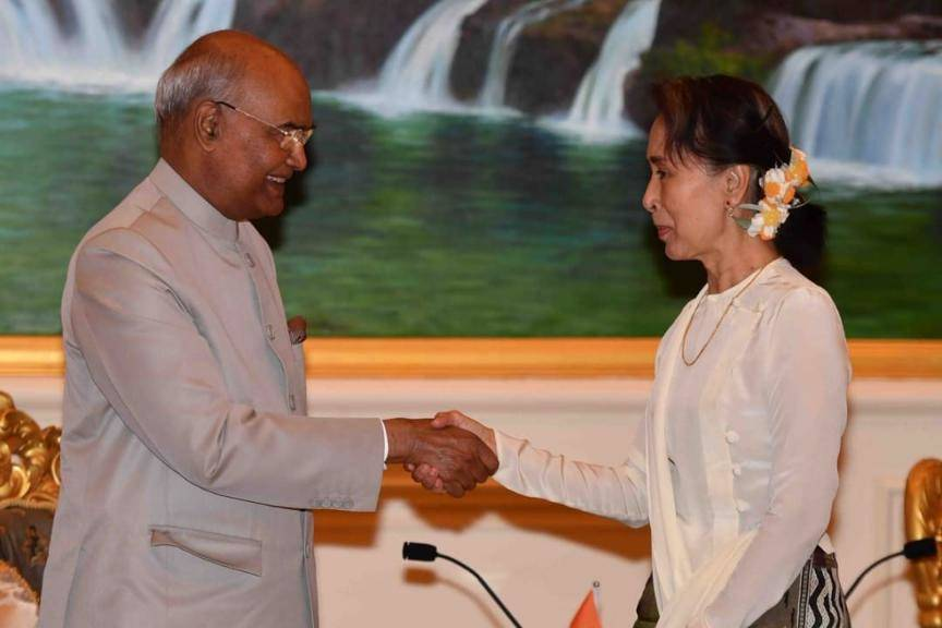 Myanmar to grant visa-on-arrival to Indians