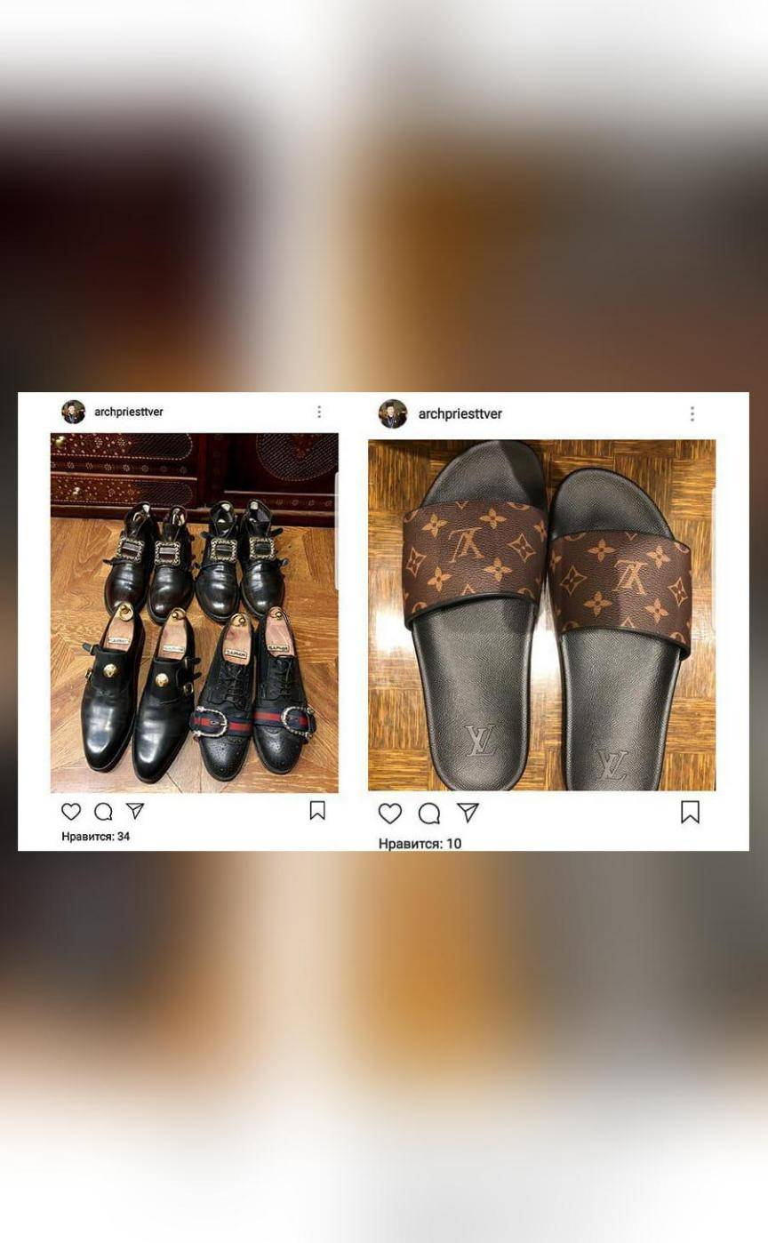 \'Gucci priest\' probed by Church over Instagram pictures