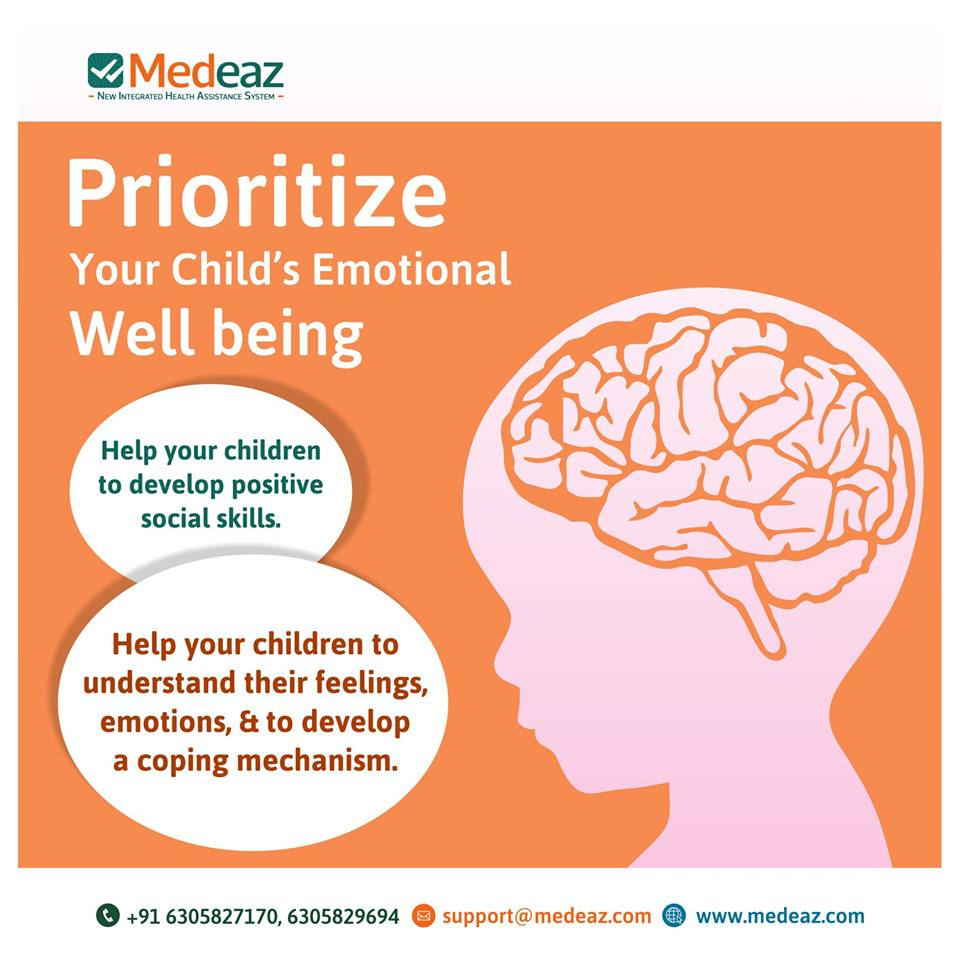 Prioritize and help your children to develop positive social skills.