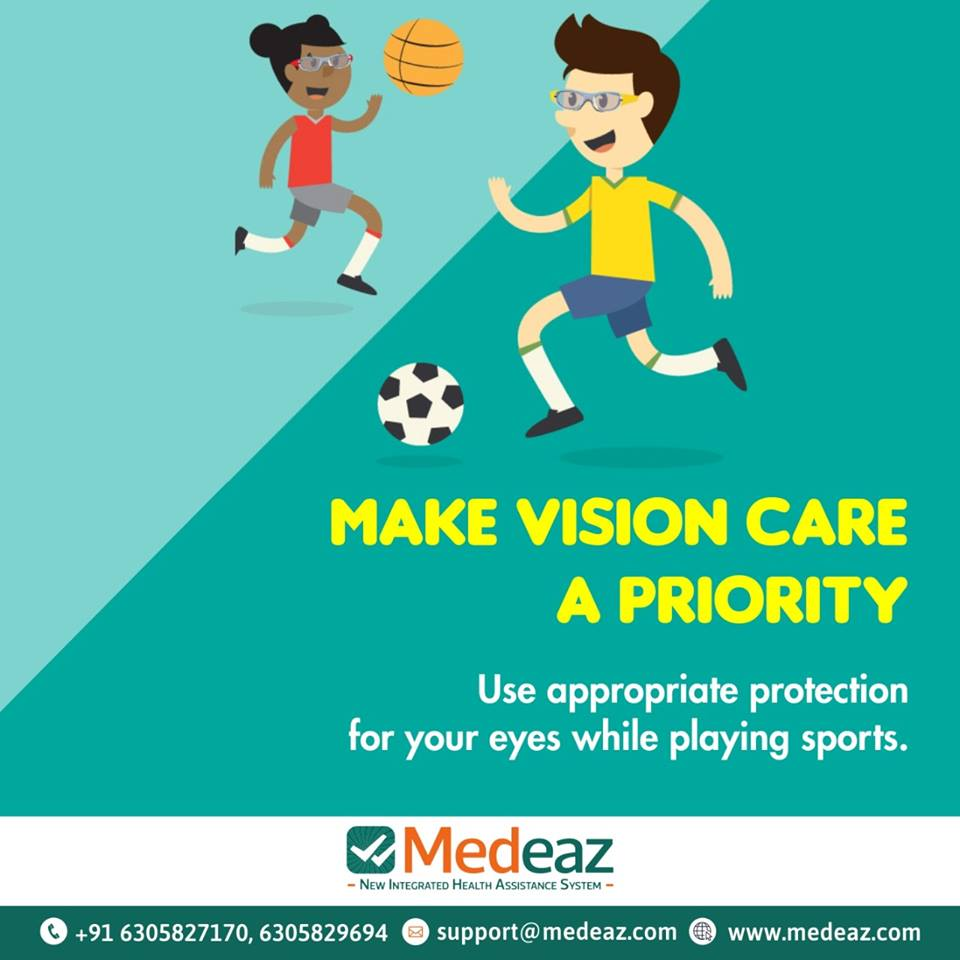Make Vision Care A Priority