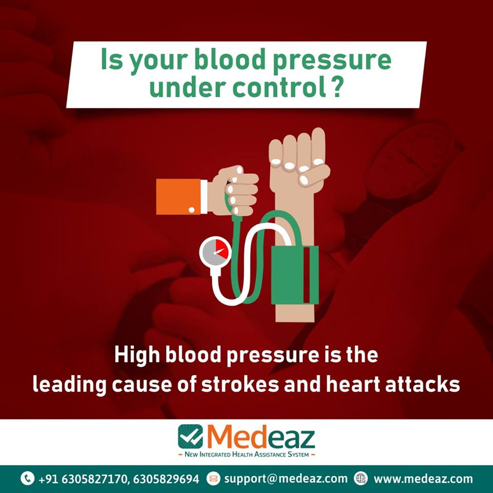 Is your blood pressure under control?