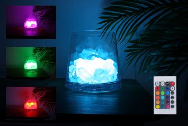 sense bergkristal lamp