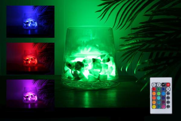 sense groene calciet lamp