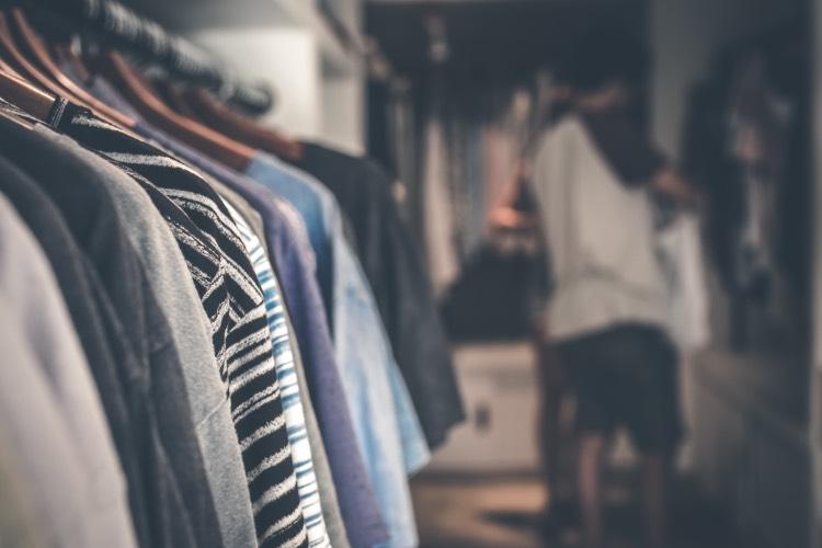 3 bästa tips för att hålla ordning i garderoben i 2020