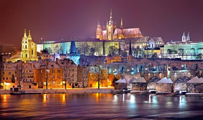 Studera i Prag