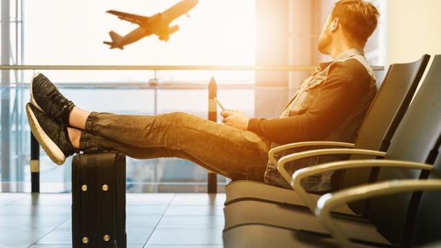 Var flexibel med flygplatser