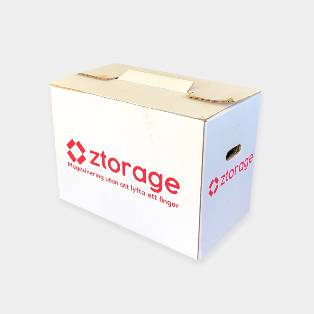 Ztorage packning