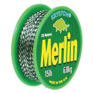 Karpių žvejyba. Kryston Merlin skęstantis pavadėlis.