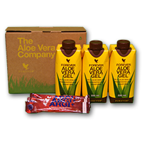 Tripack - Aloe Vera Gel™ Mini & ARGI+